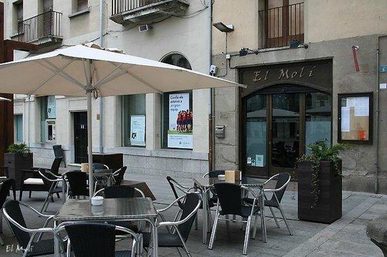 Ripoll, Spagna: La terraza