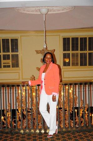 Belmond Charleston Place : Charleston Place Stairs