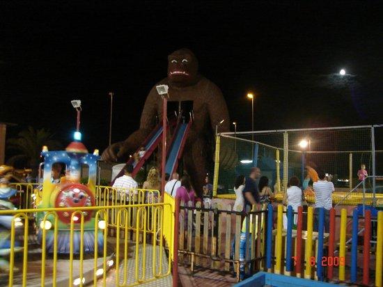 Arena Center: PARQUE DEL GORILA (IDEAL PARA LOS MÁS PEQUES)
