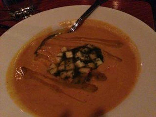 Harvest Moon Cafe: Vegetable Soup