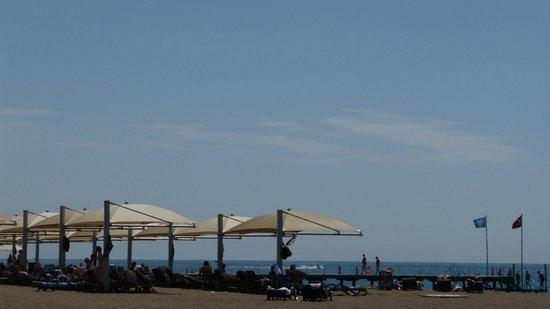Club Asteria Belek: Strand