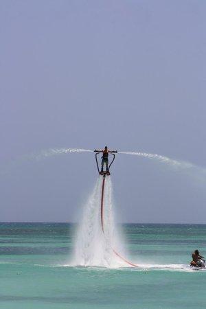 Aruba Marriott Resort & Stellaris Casino: Deportes