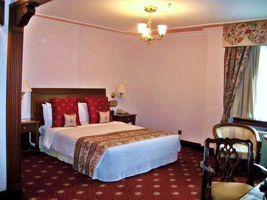 Sarova Stanley: Bedroom