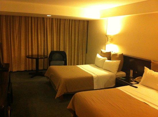 BEST WESTERN PLUS Gran Hotel Morelia : Habitación