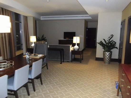 InterContinental Boston : Penthouse Suite
