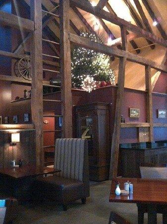 Glasbern Inn - Fogelsville / Allentown: Our booth at breakfast!