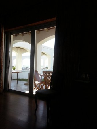 Estancia VIK Jose Ignacio : Breakfast view