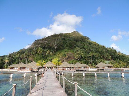 Royal Huahine: Resort