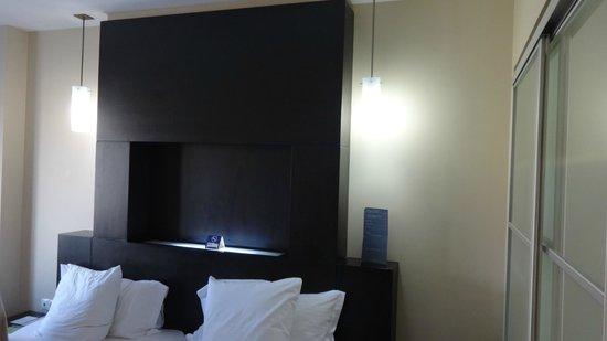 Hotel Beyaz Saray: Detalle Habitación