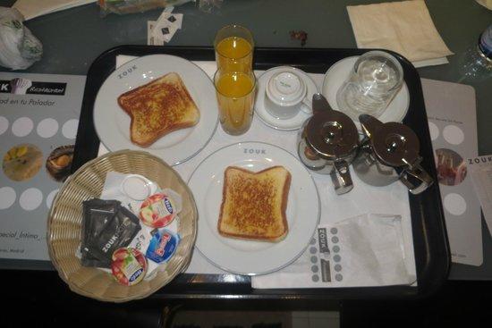 Zouk Motel: desayuno incluido