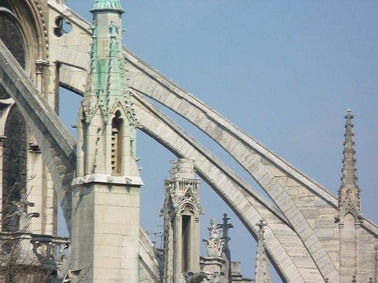 Tours de la Cathedrale Notre-Dame: A sight to marvel at