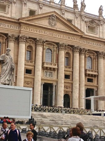Rome Driving Tours: St. Peter's Square