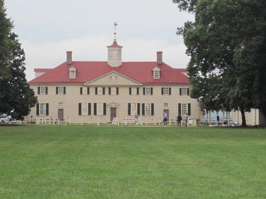 George Washington's Mount Vernon: House