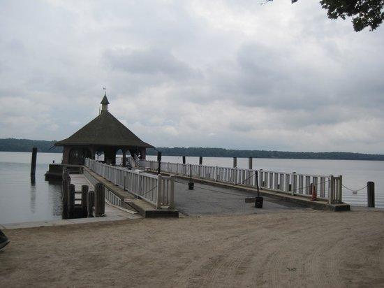 George Washington's Mount Vernon: View of the Potomac