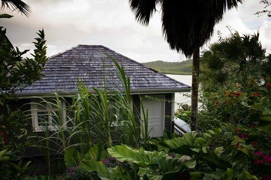 Hotel Plein Soleil: Our bungalow