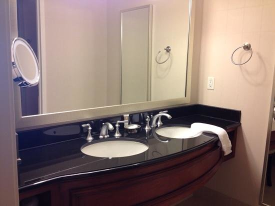 Gaylord National Resort & Convention Center: Sink