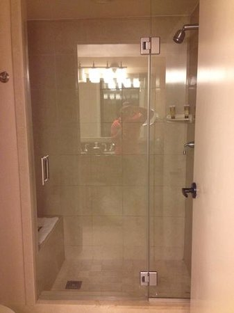 Gaylord National Resort & Convention Center: Shower