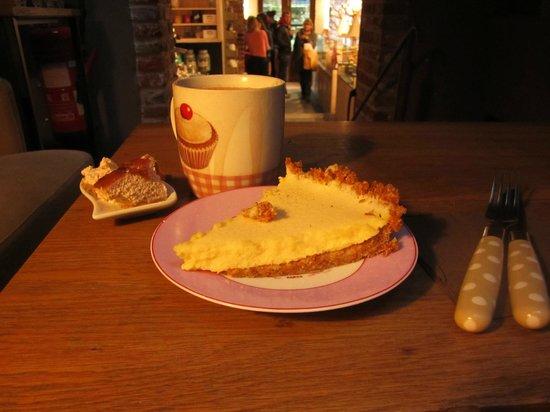 Julie's House: lemon pie
