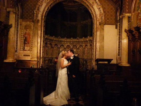 Crewe Hall: Chapel