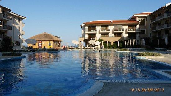 Club Hotel Miramar: Ruhepool