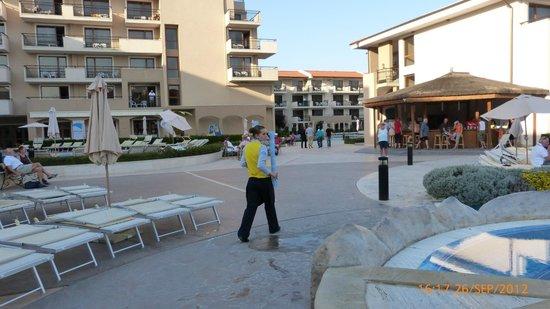 Club Hotel Miramar: Hotelgelände