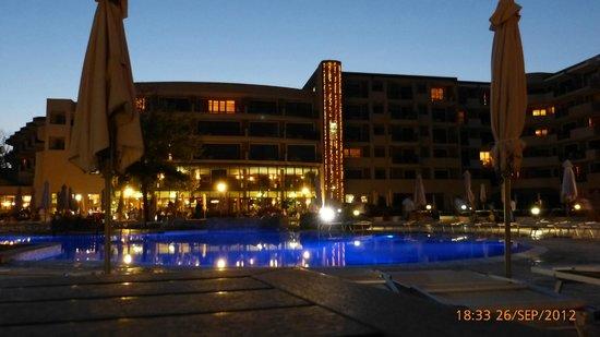 Club Hotel Miramar: Miramar bei Nacht