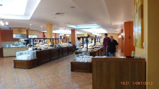 Club Hotel Miramar: Speisesaal