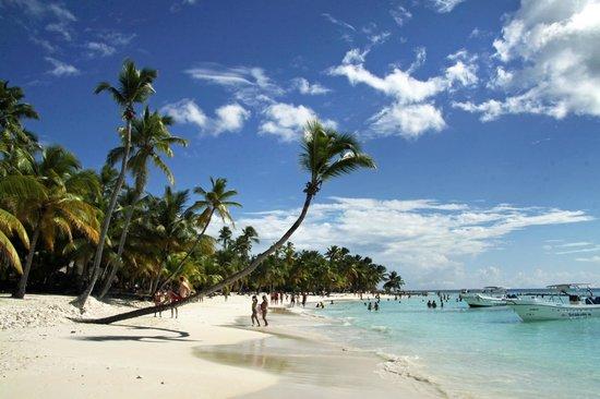 Hotel Riu Naiboa: Insel Saona