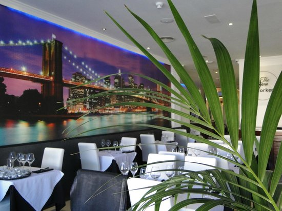 The New Yorker Restaurant: The New Yorker