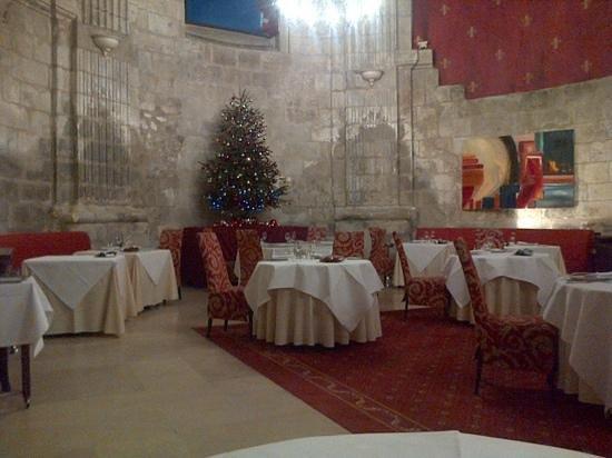 Hotel de Bourbon - Mercure de Bourges : salle de l'abbaye