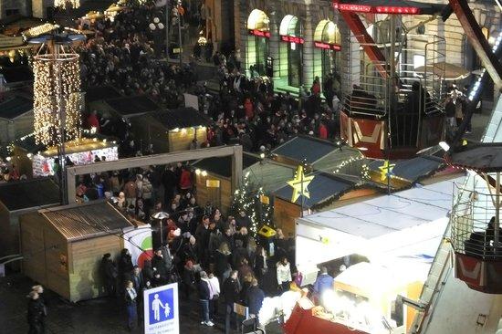 Ibis Gent Centrum St-Baafs Kathedraal : Christmas Market