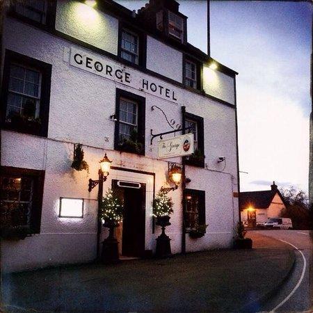 The George Hotel: Ici