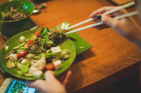 Wok-Cafe Maneki: Вкусная еда