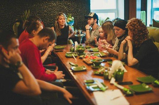 Wok-Cafe Maneki: Наидобрейшие гости
