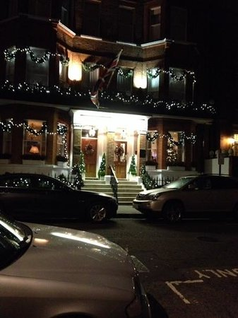 Egerton House Hotel: Christmas at The Egerton