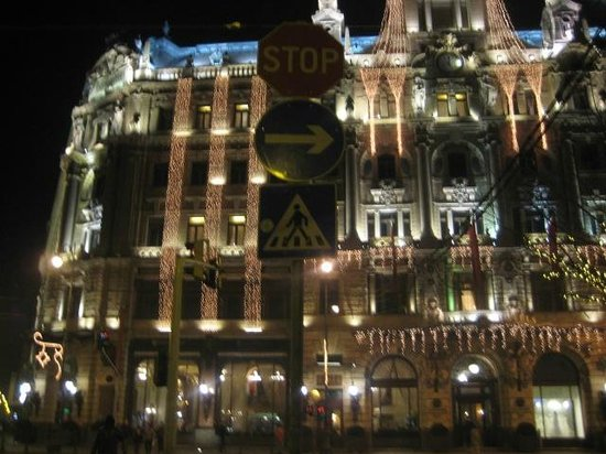 Boscolo Budapest, Autograph Collection: The Boscolo Budapest At Night