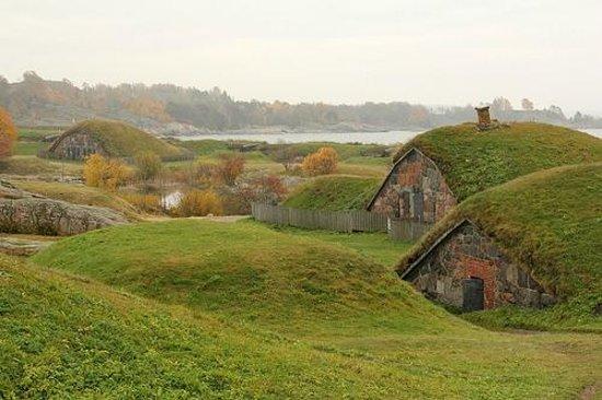 Fortress of Suomenlinna: Suomenlinna