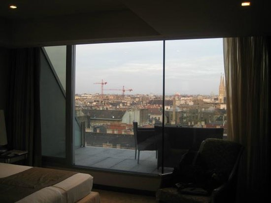 Boscolo Budapest, Autograph Collection: The Boscolo Budapest Superior Room 7th Floor -View