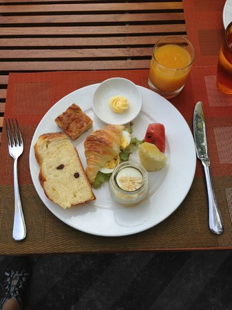 Shinta Mani Angkor: Breakfast
