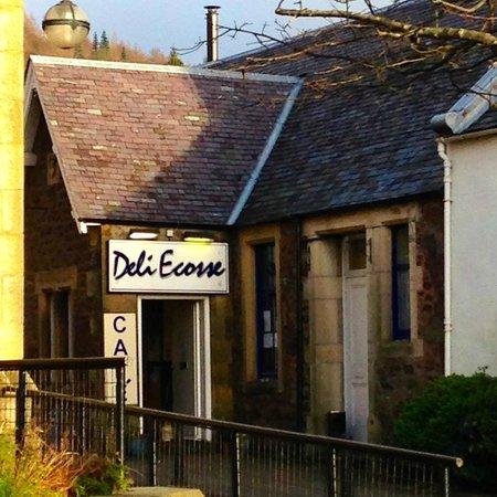 Deli Ecosse: A Great Venue In Callander!