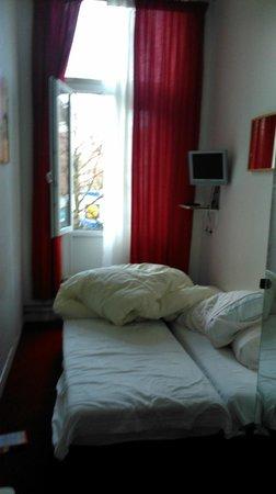 Hotel Max: rincón de amor