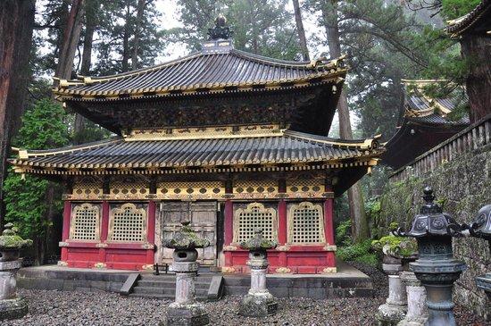 Nikko Tosho-gu: santuario