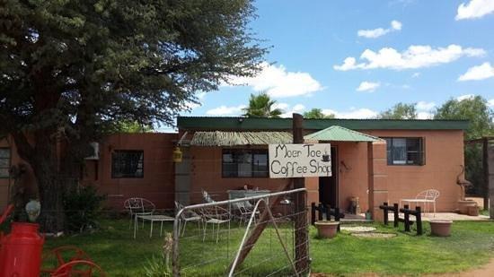 Karas Region, Namibie: Moer Toe Coffee Shop