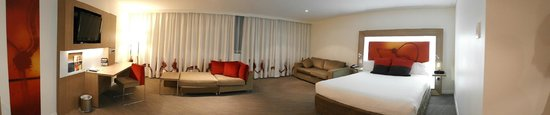 Novotel Sydney Rooty Hill: double