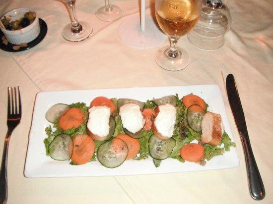 Il mare : Delicious appetizer
