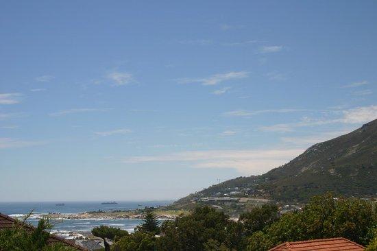 Villa Atlantica Boutique Guesthouse: view