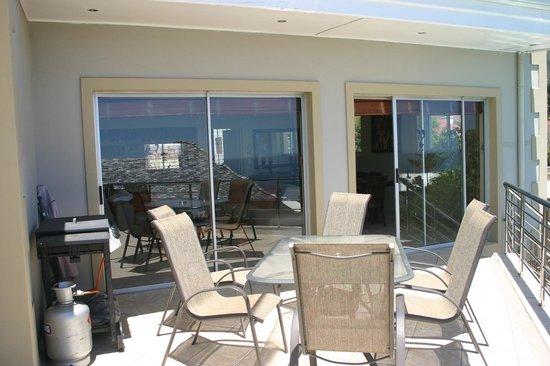 Villa Atlantica Boutique Guesthouse: veranda
