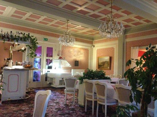 Hotel Am Goethebrunnen : Restaurant