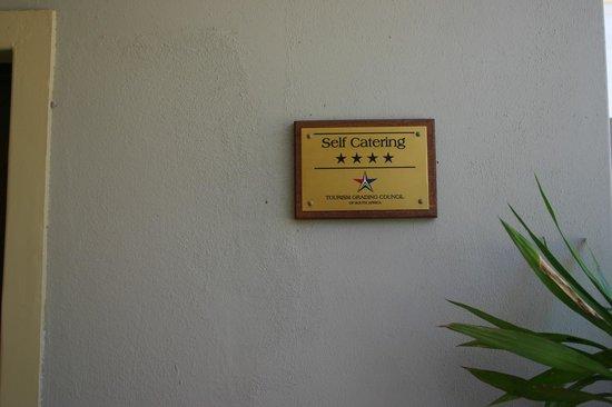 Villa Atlantica Boutique Guesthouse : 4 stars, fab
