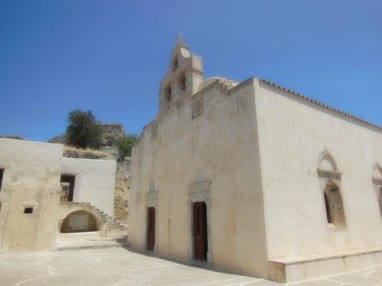 The Holy Monastery of Preveli: klooster van Preveli
